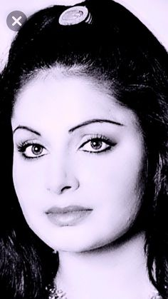 Rakhi, Classic Beauty, Beautiful Actresses, Indian Beauty, Bollywood Actress, Black And White, Eyes, Celebrities, Face