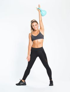 Best kettlebell moves to sculpt your body!