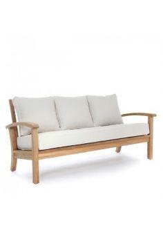 Manhattan Deepseater 3 Seater Sofa