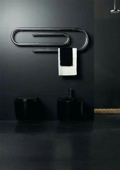 GRAFFITI RADIATOR - luxury radiator for bathrooms or offices, from Italy…
