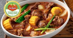 Experience the new Del Monte Philippines site, where you will find inspirations for a better life, from health to relationships, in the kitchen and beyond. Filipino Dishes, Filipino Recipes, Asian Recipes, Ethnic Recipes, Filipino Food, Del Monte Recipes, My Favorite Food, Favorite Recipes, Pinoy Food