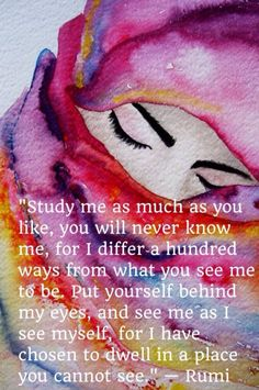 Study me as much as you like.......H....