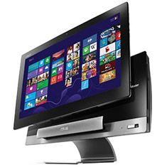 ASUS Transformer P1801 18.4in Touch All-in-One