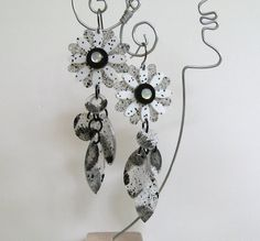Le Cinema Earrings by droolworthy on Etsy, $22.00