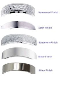 Groom wedding bands.  I thought this may be helpful for you to start thinking about wedding bands, Corey.