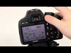 Canon EOS 550D - Düşük Işık - YouTube