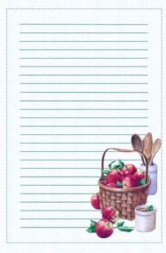 Free counrty kitchen Stationary Paper - Bing Images