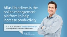 Proven MBO Management Process Evolves To The Next Level With Release  Of Web-based Atlas Objectives