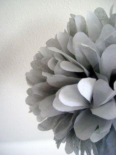 Color Gris - Grey!!! Flower