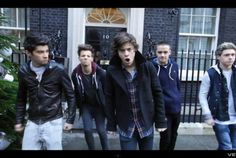 From the one way or another music video!