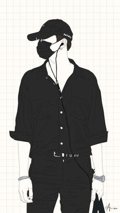 me lembrou o Suga Boys Wallpaper, Cartoon Wallpaper, Cute Anime Boy, Anime Guys, Cover Wattpad, Foto Top, Bts Drawings, Fan Art, Kpop Fanart