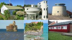 BBC News looks at some unusual homes which have been up for grabs across England