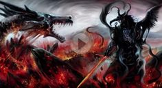 This HD wallpaper is about abstract dragon Abstract Fantasy HD Art, Fire, dark, Original wallpaper dimensions is file size is Fantasy Hd, Fantasy Battle, Fantasy Dragon, Fantasy Kunst, Dragon Warrior, Dragon Knight, Dragon Slayer, Dragon Rider, Dragon City