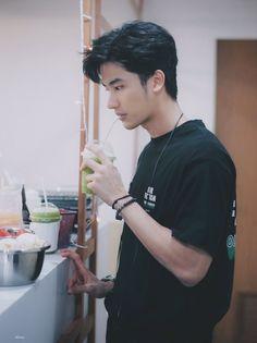 Thai Drama, My Sunshine, Cute Couples, Dark Blue, Kiss, People, Thailand, Stay Gold, Idol