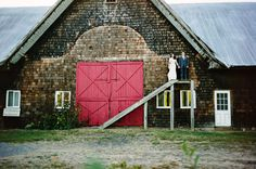 Handmade New Jersey Farm Wedding: Michelle + Kyle