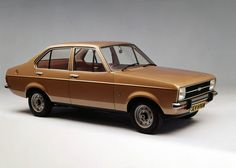 1974 Ford Escort 1.3L 4 Door