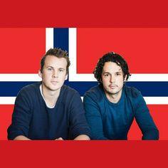 Ylvis-brødrene Bård og Vegard