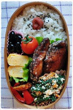 bento Work Lunch Box, Adult Lunch Box, Bento Box Lunch, Bento Recipes, Cooking Recipes, Healthy Recipes, Japanese Lunch Box, Japanese Food, Sour Foods