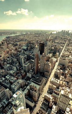 "New York - ""The city that never sleeps"". An inspiring city everyone should visit once in their life!"