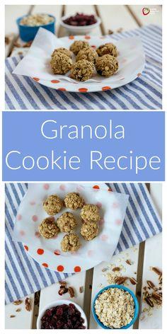 Granola Cookie Recip