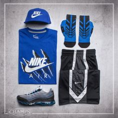 Swagg Swag Outfits Men, Tomboy Outfits, Tomboy Fashion, Nike Outfits, Nike Fashion, Streetwear Fashion, Nike Trends, Casual Look For Men, Nike Clothes Mens