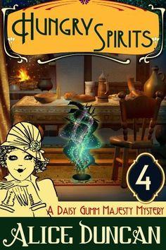 Hungry Spirits (A Daisy Gumm Majesty Mystery, Book 4) by Alice Duncan, http://www.amazon.com/dp/B00ERCSBD0/ref=cm_sw_r_pi_dp_tW-Jsb15DD1BQ