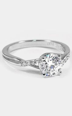 Chamise Diamond Ring Platinum