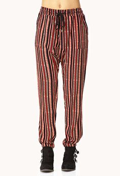 Eclectic Print Harem Pants | FOREVER21 - 2000112046