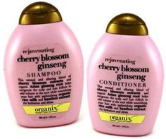 BEST smelling shampoo and conditioner I've used in a long time.  It makes your hair smell good all day!