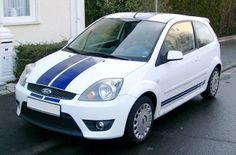 2005 Ford Fiesta ST