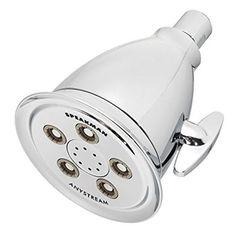 1. Speakman S-2005-HB-E2 Hotel Anystream High Pressure Adjustable Low Flow Shower Head