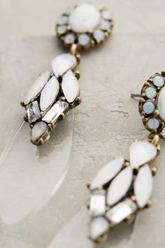 Nova Earrings - anthropologie.com #anthrofave