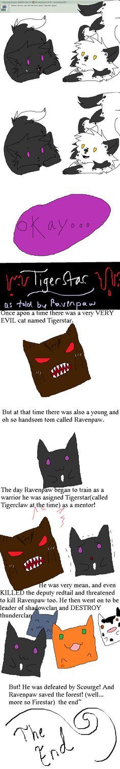 Ask Ravenpaw 27 by runtyiscute1999.deviantart.com on @DeviantArt