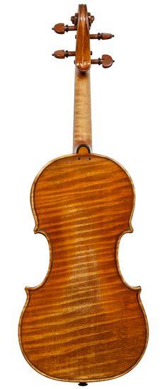 Violino   Alessandro Gagliano   Napoli   c. 1710