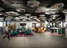 Swissôtel Zurich unveiled a stylish new lobby, where contemporary design meets the very latest in technology; a compelling blend of the traditional and modern http://www.cpp-luxury.com/swissotel-zurich-unveils-innovative-new-lobby/ #HotelDesign #InteriorDesign #Hospitality