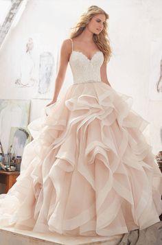 Morilee wedding dresses by Madeline Gardner