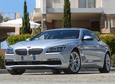 BMW 640d xDrive Gran Coupé (F06) '2015
