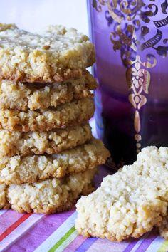 My Paleo Marin : Scheherazades's Coconut Cookies