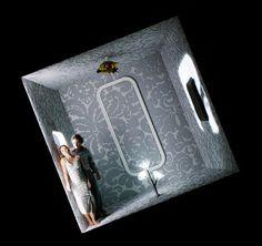 2006 Tristan und Isolde Richard Wagner Regie: Barrie Kosky Bühnenbild und Licht: Klaus Grünberg Kostüme: Alfred Mayerhofer Aalto Theater Essen