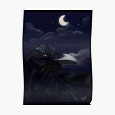 Raven, Poster, Batman, Superhero, Design, Fictional Characters, Unique, Crow, Superheroes