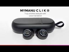 Mymanu Clik - Os fones de ouvido que podem traduzir 37 idiomas em tempo real - Stylo Urbano