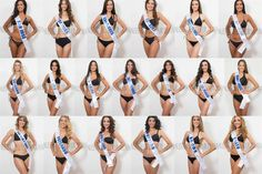 Miss Universo Uruguay 2016 – Meet the Finalists
