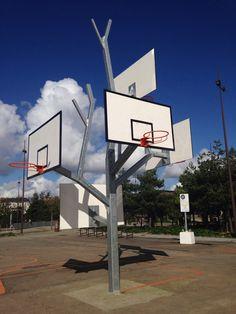 Nantes arbre paniers de basket