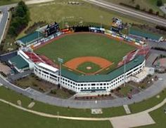 Five County Stadium, Home of the Mudcats