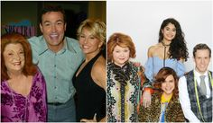 Bold and the Beautiful's Spectra Fashions: Then and now image