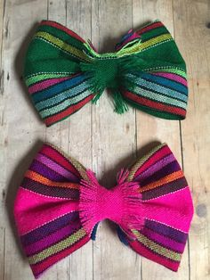 A personal favorite from my Etsy shop https://www.etsy.com/listing/163451345/sarape-bow-fiesta-theme-cinco-de-mayo