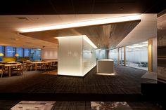Tajima roofing  Reception area design