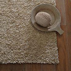 Bello Shag Wool Rug   west elm