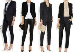 Fashionable job interview outfits! A put together look = organized person! #jobs #womeninspire #Event #fashion