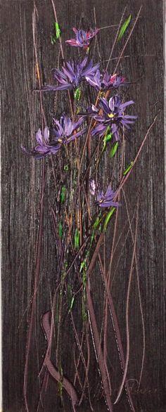 Raven, Plants, Paintings, Crow, Ravens, Painting Art, Flora, Painting, Paint